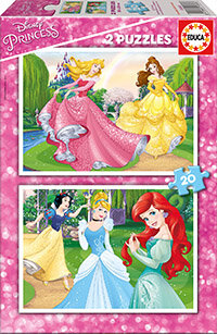 2x20 Disney princess