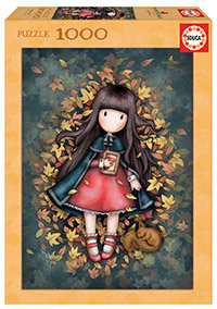 1.000 Autumn leaves, Gorjuss