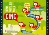 El cicle de cinema infantil en català CINC torna a Tarragona, Montblanc, el Vendrell i Vila-seca
