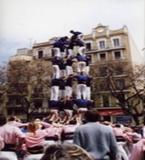 Xerrada amb els Castellers de la Vila de Gràcia