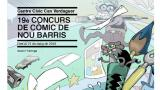 Acte de lliurament de premis del 19è Concurs de còmic  de Nou Barris