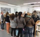 Sortida a la Biblioteca Municipal de Ripollet