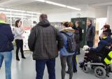 Alumnes de Ripollet visiten una exposició sobre el còmic en català