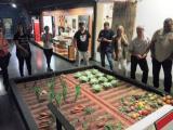 Alumnes de català de Barberà visiten el Museu d'Història de Catalunya