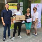 Comiat de curs del SLC de Barberà del Vallès i lliurament de premis de la gimcana lingüística