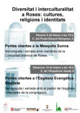Diversitat i interculturalitat a Roses: cultures, religions i identitats. Portes obertes a l'Església Evangèlica Baptista