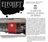 El Follet, núm. 15, curs 2010-11