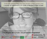 Conferència de la Dra. Vanessa Bretxa en el marc del cicle