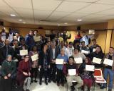 El Programa de Reinserció al Treball 2018 de Lleida atorga els seus certificats a 145 alumnes