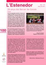 <em>L'Estenedor 100</em> - Març 2013
