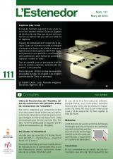 <em>L'Estenedor 111</em> - Març 2015