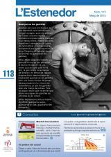 <em>L'Estenedor 113</em> - Maig 2015