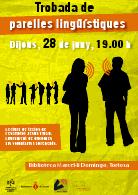 Trobada de parelles lingüístiques a Tortosa