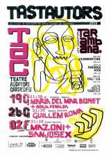 TASTAUTORS - cicle de música nostra a Cardedeu, amb avantatges per al VxL i per a l'alumnat dels cursos de català