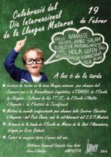 Dia Internacional de la Llengua Materna a Amposta