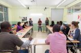Sessió d'acollida als alumnes de nivell Bàsic 1 de Parets del Vallès