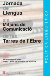 Jornada de Llengua als Mitjans de Comunicació de les Terres de l'Ebre