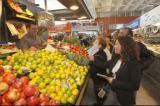 Visita al mercat de Palamós