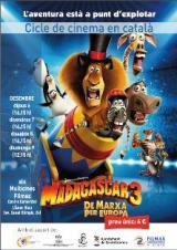 Madagascar 3: de marxa per Europa al XVI Cicle de cinema infantil en català de Castelldefels