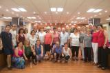 Cloenda dels cursos de català, de la 15a edició del Voluntariat per la llengua i dels grups Xerrem amb la V Trobada Gastronòmica Intercultural