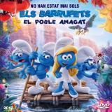 CINC (Cicle de Cinema Infantil en Català) Els Barrufets. El poble amagat