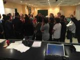 Una cinquantena d'alumnes participen al taller de doblatge