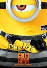 CINC (Cicle de Cinema Infantil en Català): Gru 3, el meu dolent preferit