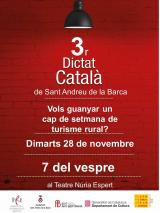 3r Dictat Català de Sant Andreu de la Barca