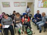 Un grup d'Erasmus+ France visita el CNL de Lleida