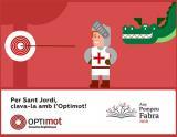Torna el concurs de Sant Jordi de l'Optimot!