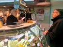 Els alumnes del B1 de Sitges visiten el mercat municipal