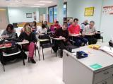 Més de 200 alumnes del Centre de Normalització Lingüística Ca n'Ametller participen en els dictats en línia de l'Any Fabra