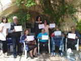 Es clou el Voluntariat per la llengua a la Residència Municipal de Can Comelles d'Esparreguera