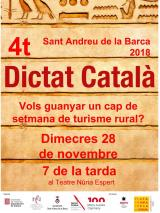 4t Dictat Català a Sant Andreu de la Barca