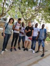 Activitats de cloenda en dos cursos de català inicial a Solsona