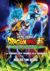 S'estrena 'Dragon Ball Super: Broly', amb suport de Política Lingüística, a 60 sales