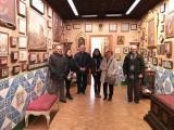 Visita al museu de l'Enrajolada de Martorell