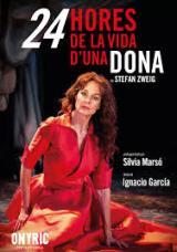 Descomptes del 2x1 per veure l'obra <em>24 hores de la vida d'una dona</em> a Cerdanyola
