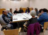 Club de Lectura Fàcil a la Biblioteca Josep Janés amb el VxL de l'Hospitalet