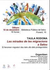 Taula rodona sobre les migracions