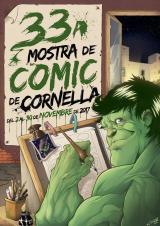 El CNL de Cornellà participa en els premis del 33è Concurs de Còmics