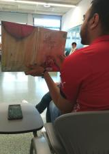 L'àlbum il·lustrat entra a l'aula de bàsic 2