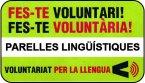 Els Lluïsos d'Horta acullen un nou acte de Voluntariat per la llengua