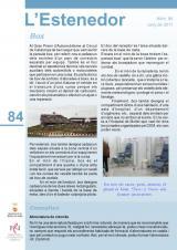 L'Estenedor 84 - Juny 2011