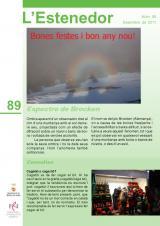 L'Estenedor 89 - Desembre 2011