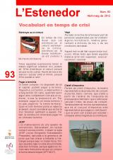 L'Estenedor 93 - Abril-maig 2012