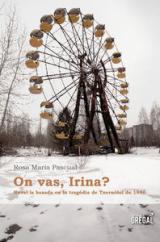 Cloenda del VxL i dels cursos de català a Cardedeu, amb Rosa M. Pascual, autora de la novel·la 'On vas, Irina?'
