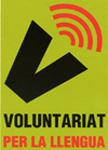 Acte informatiu del Voluntariat per la llengua i presentació de parelles lingüístiques a l'Escola Vedruna Sant Elies