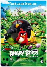 Projecció d'Angry birds, la pel·lícula