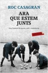 Club de lectura a Sant Cugat: <em>Ara que estem junts</em>, de Roc Casagran